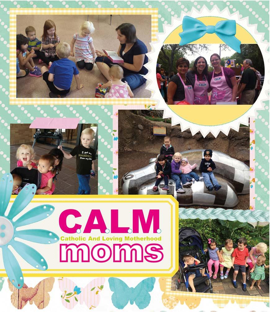 Catholic moms group San Antonio